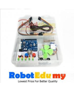 [DCC UNO R3] Arduino DCC UNO R3 Basic Electronics Beginner Entry Robotics Primary Secondary School Starter Kit v2