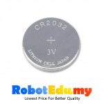 RTC Watch Control 210mah CR2032 3V Button Cell Coin Lithium Battery