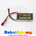 Arduino 7.4v 2s 25c 1100mAH Rechargeable LiPo Li-Po Lithium Battery