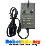 Arduino / CCTV / LED 12V 3A AC to DC Power Supply Adapter (1m)