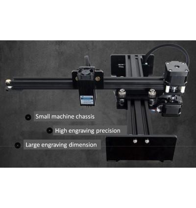 High Precision Laser Engraving Machine 1.6W 2.5W 3W 7W 10W 20W