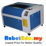 4060 50W CO2 Laser CNC Acrylic Perspex Wood Engraving Cutting Machine