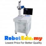 20W Fiber Laser Engraving Metal Marking CNC Machine ; Engraver Marker